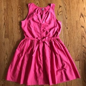 GAP Rose Pink Dress w/ Pockets - 12, Lrg.
